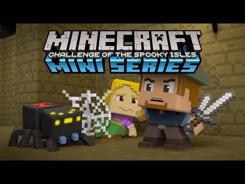 Best of Team Mesa  Minecraft Mini Series  Mattel Action!