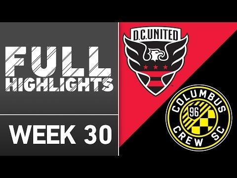 HIGHLIGHTS | D.C. United 3-0 Columbus Crew SC