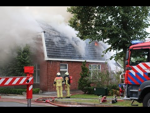 Brandweer Twente I Nieuwjaarsfilm 2019