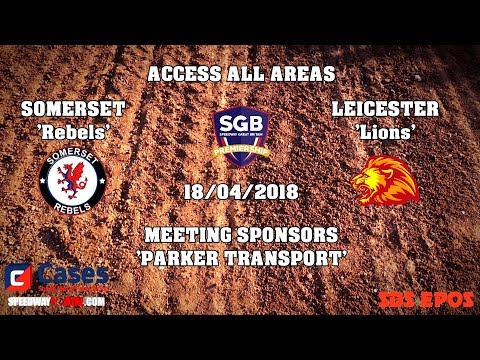Somerset Rebels vs Leicester Lions - 'Access All Areas' - Premiership - 18/04/2018