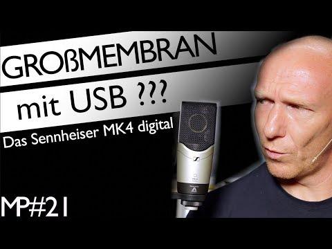 Großmembran mit USB: