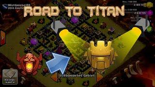 """Lets Play Clash of Clans #149""""ROAD TO TITAN+UPDATE SNEAK PEEKS""""[HD] GER/DEUTSCH HD"""