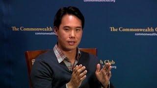 Charles Yu: New Technology Creates Science Fiction World