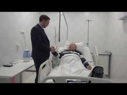 Отзыв об операции по онкологическому эндопротезированию