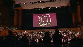 "Crazy Rich Asians  ""Text Ting Swing "" Live! - Brian Tyler [OFFICIAL]"