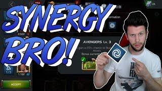 My Favourite Synergy - Stun Synergy [MarvelChampions]