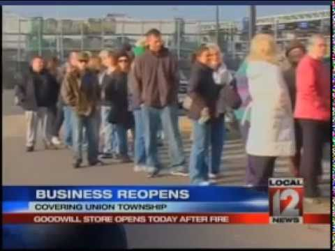 UNION TWP STORE REOPENS 2/25 WKRC.mov
