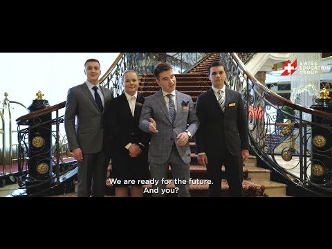 Internship At Lotte Hotel, Moscow (English Subtitles)
