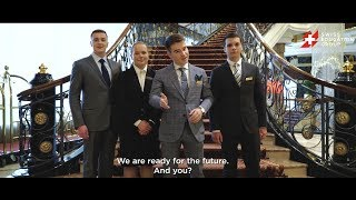 Internship at Lotte Hotel, Moscow (English Subtitles)