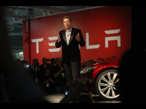 Elon Musk - Raw & Uncut!