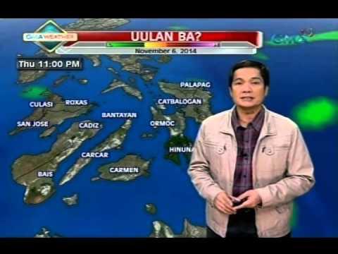 UH: Hanging Amihan at ITCZ, 2 weather system na nakaaapekto sa bansa ngayon
