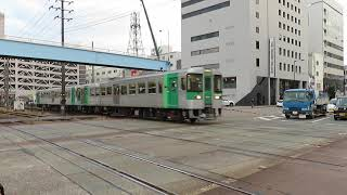 徳島線1200形 徳島~佐古 JR Shikoku Tokushima Line 1200 series DMU