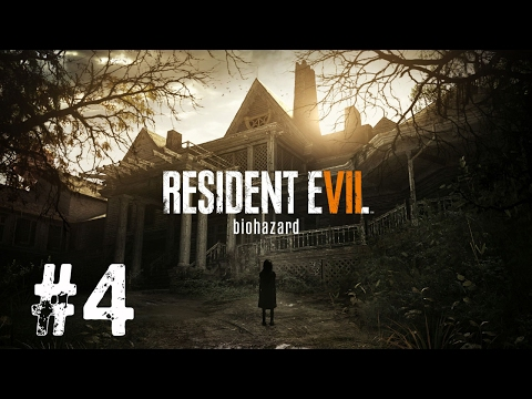 Resident Evil 7 - Biohazard VR: What Are You!?!? - Part 4