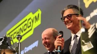 TECHNOGYM - Cerimonia di Quotazione in Borsa Italiana 03.05.2016