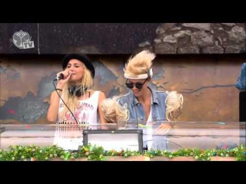 Like Home - Nervo @ Tomorrowland 2012 HD