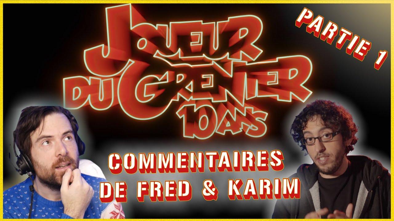 JDG - Soirée anecdotes - Best-of #11 feat. Karim Debbache (11 ans de JDG Partie 1)
