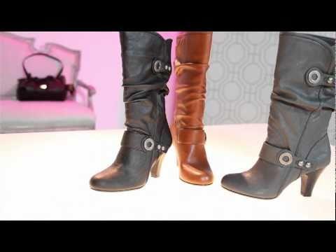bee4009fd3e2d Sneak Peek at JCP Fall Boots. - YouTube