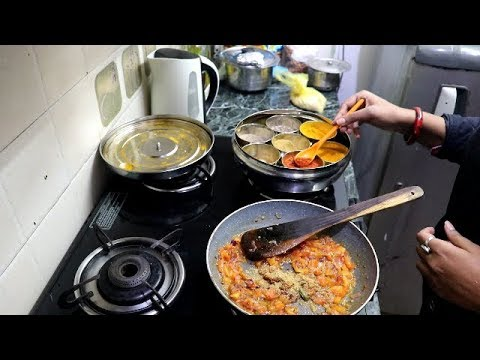 Tuesday vlog    Indian Lunch Routine    simple paneer bhurji    Real Indian Home & Kitchen   