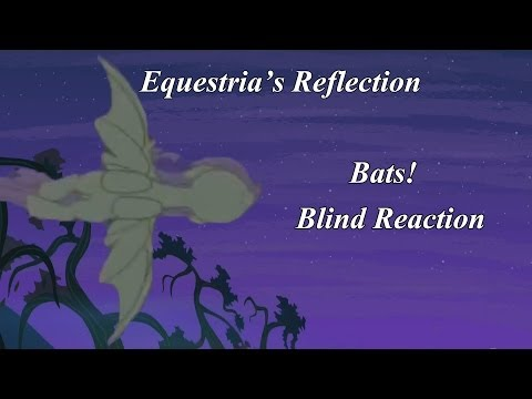Season 4 Episode 7 - Bats! - Blind Reaction