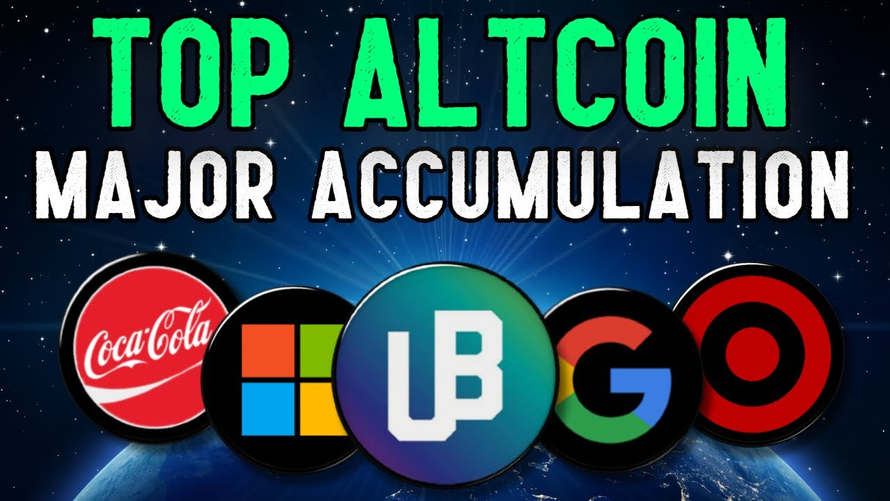 Top Altcoin I'm HEAVILY Buying! Here's Why..