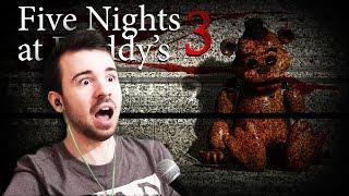 - Прохождение Five Nights At Freddy s 3 1 Ночь 1 и Ночь 2
