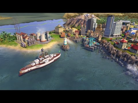 Civilisation 6 Hands-On - What's New?