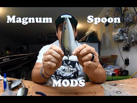 Magnum Spoon Modifications