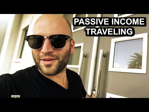 How To Make Passive Income Traveling The World