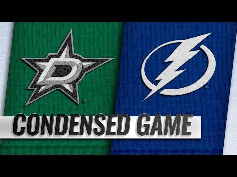 02/14/19 Condensed Game: Stars @ Lightning