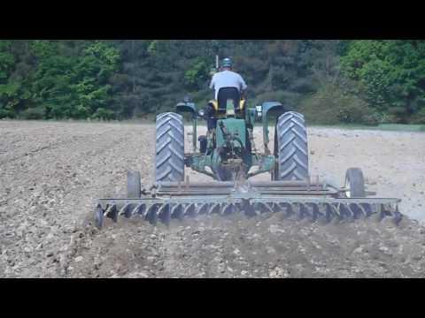 2017 Soybean Planting begins Part 1
