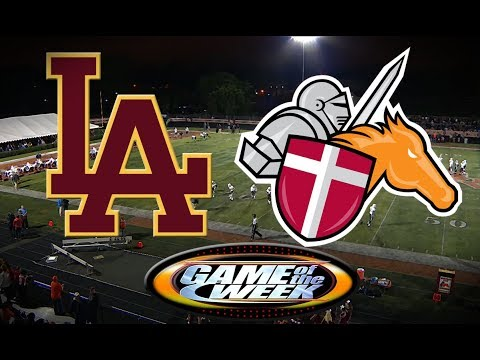Loyola Academy vs Brother Rice - CN100 Game of the Week Highlights