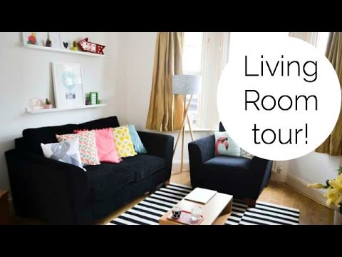 Ikea h m habitat homebase john lewis our living for Living room ideas homebase