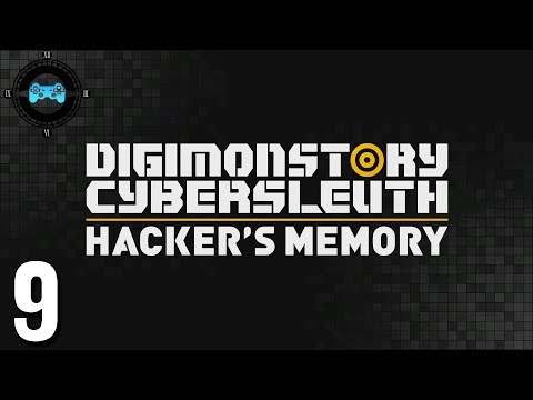 Domination - Digimon Story Cyber Sleuth: Hackers Memory #9 [