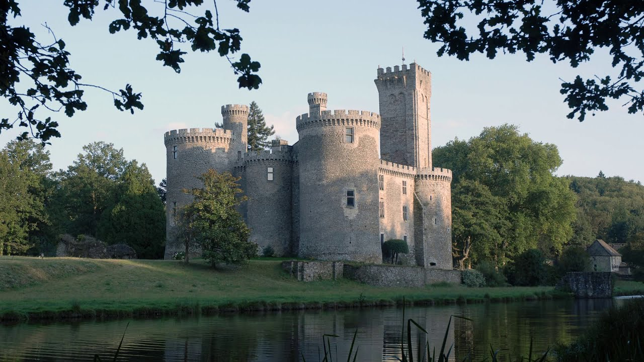 Castles For Sale In France.Watch It Now ! Luxury Homes ! Amazing Medieval  Castle.   YouTube
