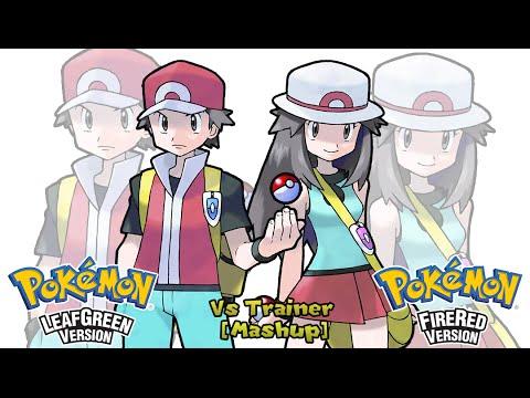 Pokemon FR/LG & R/B/Y - Trainer Battle Music [Mashup] (HQ)
