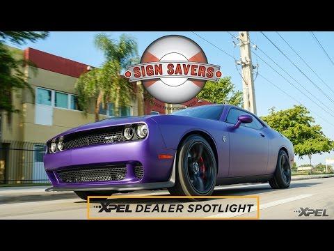 XPEL Dealer Spotlight - The Sign Savers - Miami, Florida