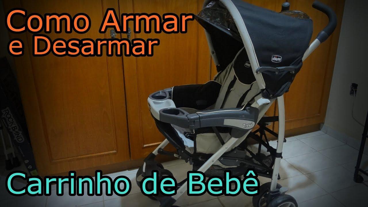 carrinho de beb chicco como abrir e fechar youtube rh youtube com