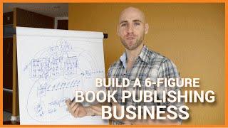 How To Build A 6-Figure Book Publishing Business (Kindle eBooks, CreateSpace & Audiobooks)