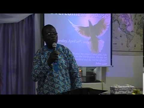 Sunday, April 27th, 2014  Pastor Mold  What to do when you don't know what t...