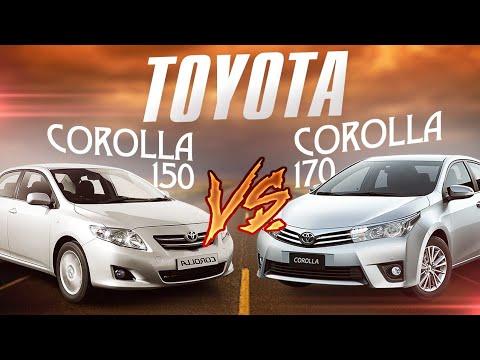 Toyota Corolla. Японская