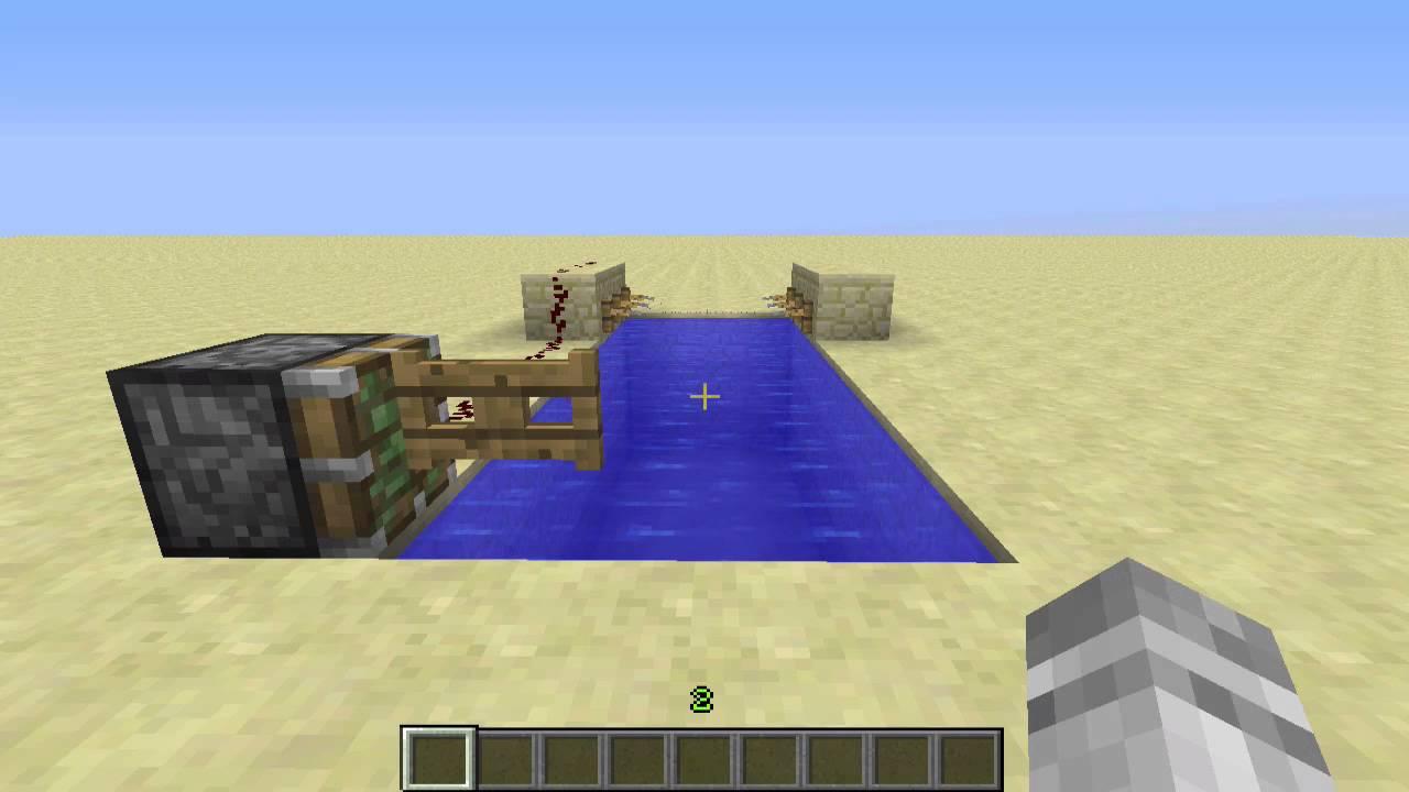 minecraft auto fisher