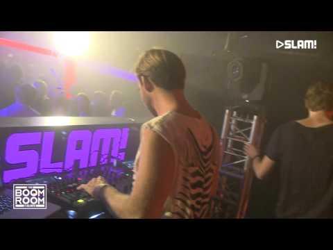 Gabriel Ananda b2b Michel De Hey (DJ-set) at SLAM! MixMarathon live from ADE