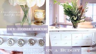 How Home Room Decor Ideas Budget