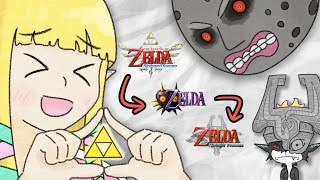 The Entire Zelda Timeline Explained (in seven minutes)