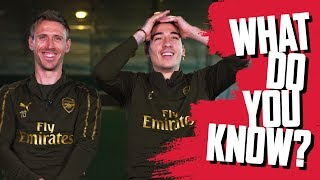 NAME TROFEO PICHICHI WINNERS | Nacho Monreal v Hector Bellerin | What do you know?