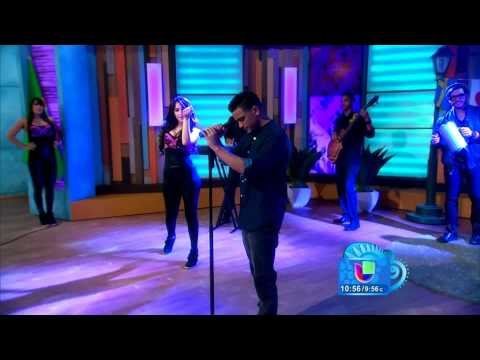 "Kewin Cosmos performs ""Dile"" Live on Despierta America - Bachata 2014"