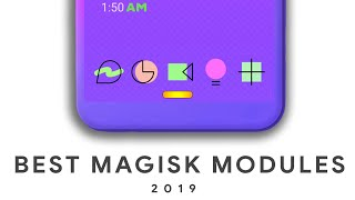 top 10 Android Mods for Magisk Manager 2018! ROOT