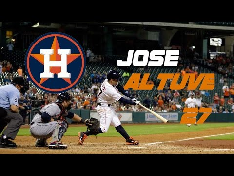 Jose Altuve | 2016 Astros Highlights |...