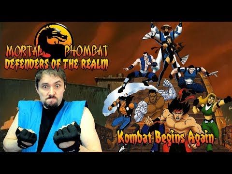 MK Defenders of the Realm: Kombat Begins Again (Ep1) - Phelous