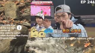 Funny Gary Jihyo Jaesuk Kwangsoo kiss cam mission